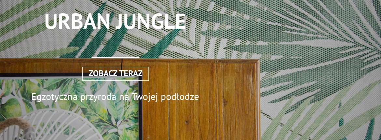 Dywany Jungle
